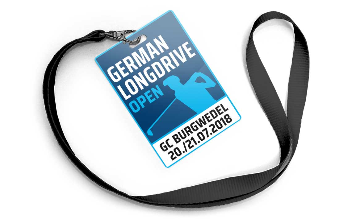 German Longdrive Open, Brand Design